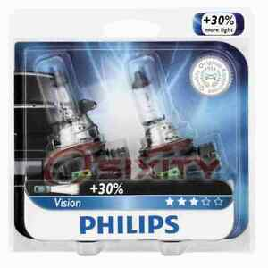Philips Cornering Light Bulb for Porsche Cayenne 2008-2010 Electrical yy