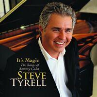 Steve Tyrell - Its Magic: The Songs of Sammy Cahn [CD]