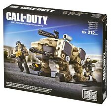 MEGA BLOKS COD 212 pcs SET 06855 Call of Duty Claw Assault Collector Military