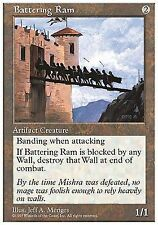 Battering Ram x4 EX/NM 5th Edition MTG Magic Cards Artifact