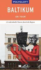 POLYGLOTT on tour Reiseführer Baltikum - Jochen Könnecke  [Gebundene Ausgabe]