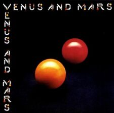 Paul McCartney VENUS & MARS 180g +MP3s LIMITED New Sealed SPLIT COLORED VINYL LP