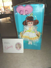 """Ginny Doll NEW Red Haired Poseable  """"Daddy's Darling"""""""