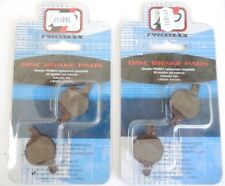 4 PLAQUETTES DE FREINS PROMAX PD-93 FOR PROMAX DSK-903 NEUF ( disk brake )