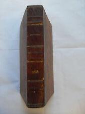 RIVISTA SETTIMANALE CREPUSCOLO ANNATA 1854
