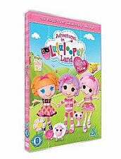 ADVENTURES IN LALALOOPSY LAND THE SEARCH FOR PILLOW DVD KIDS