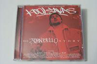 KOOL SAVAS - DIE JOHN BELLO STORY CD 2005 (OPTIK RECORDS) Kaas Sinan Ercandize