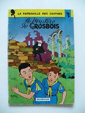 RE (très bel état) - La patrouille des Castors 1 (le mystère de Grosbois) 1964