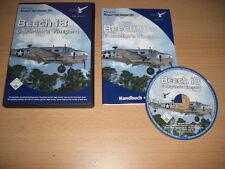 Beech 18 & Martha's Vineyard PC CD ROM Add-on Flight Simulator SIM 2004 FS2004