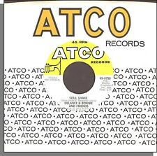 "Delaney & Bonnie - Soul Shake + Free The People - 7"" Atco 45 RPM Single!"