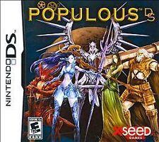 Populous - Nintendo DS