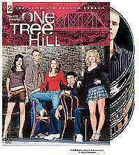 One Tree Hill - Series 2 - Complete (DVD, 2006, 6-Disc Set)