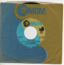 THE OSMONDS crazy horses*that's my girl 1972 US MGM 45
