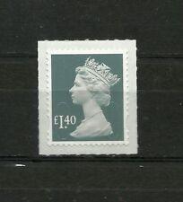 Great Britain Machin  £1.40  OFNP SA 2B De La Rue Code M17L DG 1400.1.1 MNH