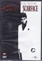 2 Dvd **SCARFACE** di Brian De Palma Oliver Stone con Al Pacino nuovo 1983
