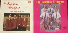 The Southern Strangers Lot Of 2 The Way They Are Breakout Bluegrass Vinyl Record