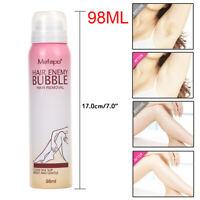 Mefapo- Depilatory Bubble - Spray & Wipe Hair Removal Spray Hair Removal Foam