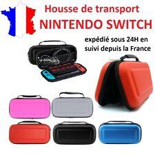 Housse de protection / sac de transport EVA pour nintendo switch - case étui