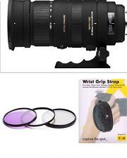 SIGMA EX 50-500mm F/4-6.3 APO DG HSM lens For OLYMPUS Four Thirds