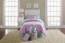 Lullaby Bedding Butterfly Garden Cotton Printed 4-piece Comforter Set Queen Size