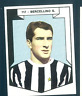 Figurina Calciatori Imperia 1965-66! N.117 Bercellino! Juventus! Nuova!!