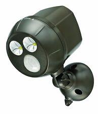 Mr Beams Ultra Bright Spotlight 3 PACK Brown Wireless Motion Auto Sensor Light