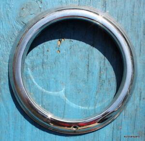 Mercedes 190sl 300sl  Headlight Trim Ring  121 198 USA style - 33166