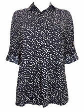 Women's Spotted Classic Hip Length Tops & Shirts