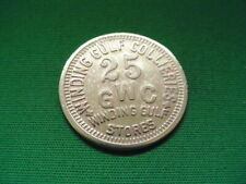 WV Coal Scrip 25¢ Winding Gulf Collieries Stores-Winding Gulf-WV-Raleigh County