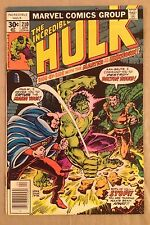 The Incredible Hulk #210 (Apr.1977-Marvel) OW/CP HIGH GRADE MUST SEE!!!