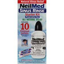 Neilmed Rinse Sinus Starter Kit 10 Sachets