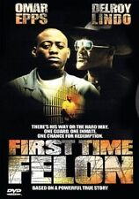 First Time Felon 0026359146527 DVD Region 1