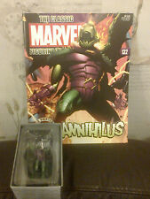 CLASSIC MARVEL FIGURINE COLLECTION 132 ANNIHILUS FIGURE BOXED WITH MAG
