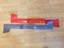 Genuine Kubota G23 series Mower Deck Blade Kit # W21TS07228 / W21TS07229 #