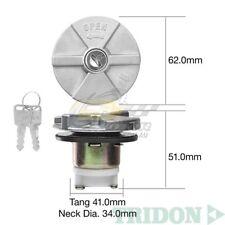 TRIDON FUEL CAP LOCKING FOR Mazda BT50 Diesel Turbo 11/06-06/11 2.5L, 3.0L