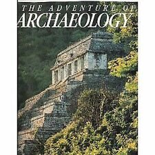 The Adventure of Archaeology (1985, Hardcover)