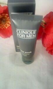 Clinique for men face scrub 15ml