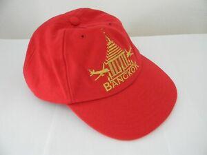 NEW orig cap Niki Lauda Air Bangkok formula one f1 March BRM Ferrari McLaren