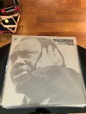 Mint- Paul Robeson London Royal Albert Hall Columbia Records LP