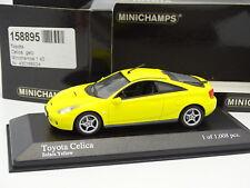 Minichamps 1/43 - Toyota Celica Yellow
