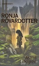Buch Taschenbuch Ronja Rövardotter Räubertochter schwedisch Astrid Lindgren