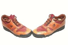 "Vintage NEW BALANCE ""RAINIER"" VIBRAM Mid Hiking Boot/Shoe USA Made Mens Sz 10d"