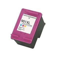 Hp OfficeJet J4580 Cartuccia Rigenerata Stampanti Hp HP 901 Colori