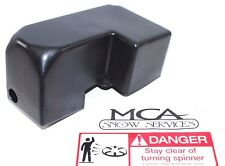 BUYERS SALTDOGG CHUTE GEARBOX MOTOR COVER SECOND DESIGN ENCLOSURE 3025067