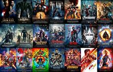 MCU (MARVEL Avengers) - 23 Movies In 32gb OTG Pendrive FULL HD 1080p