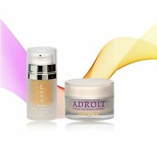 Acdue Acne Treatment + Adroit Hair Inhibitor Set