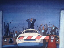 "35mm Animated Cartoon Short Subject  ""PARKING"""