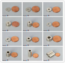 Multiple Size 127mm 12outer Diamter Rare Earth Neodymium Ring Magnets