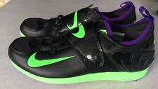 Nike Zoom Pole Vault PV 2 Track Field Spikes 317404-035 US 12.5-New