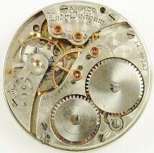 Waltham Lady Waltham Pocket Watch Movement - Spare Parts / Repair